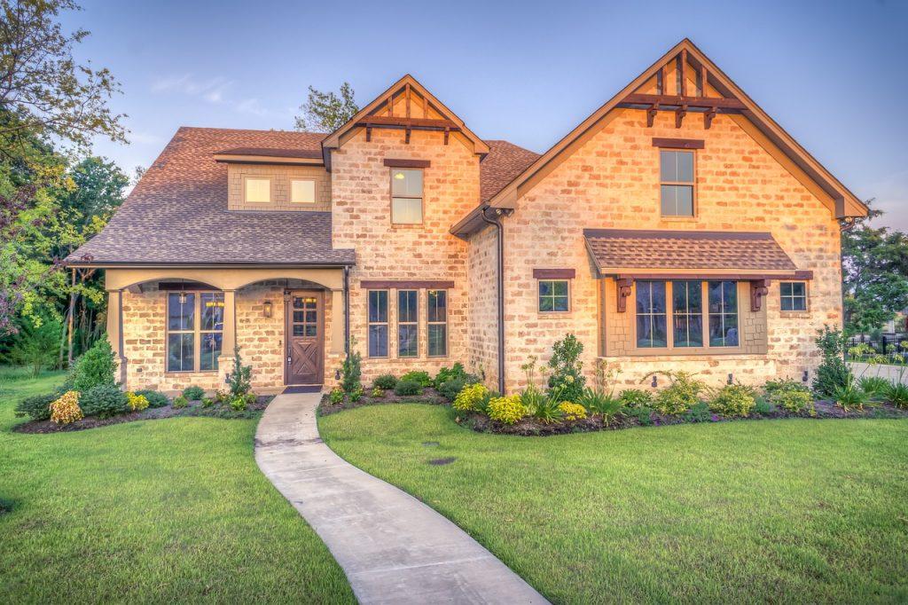 home, house, exterior